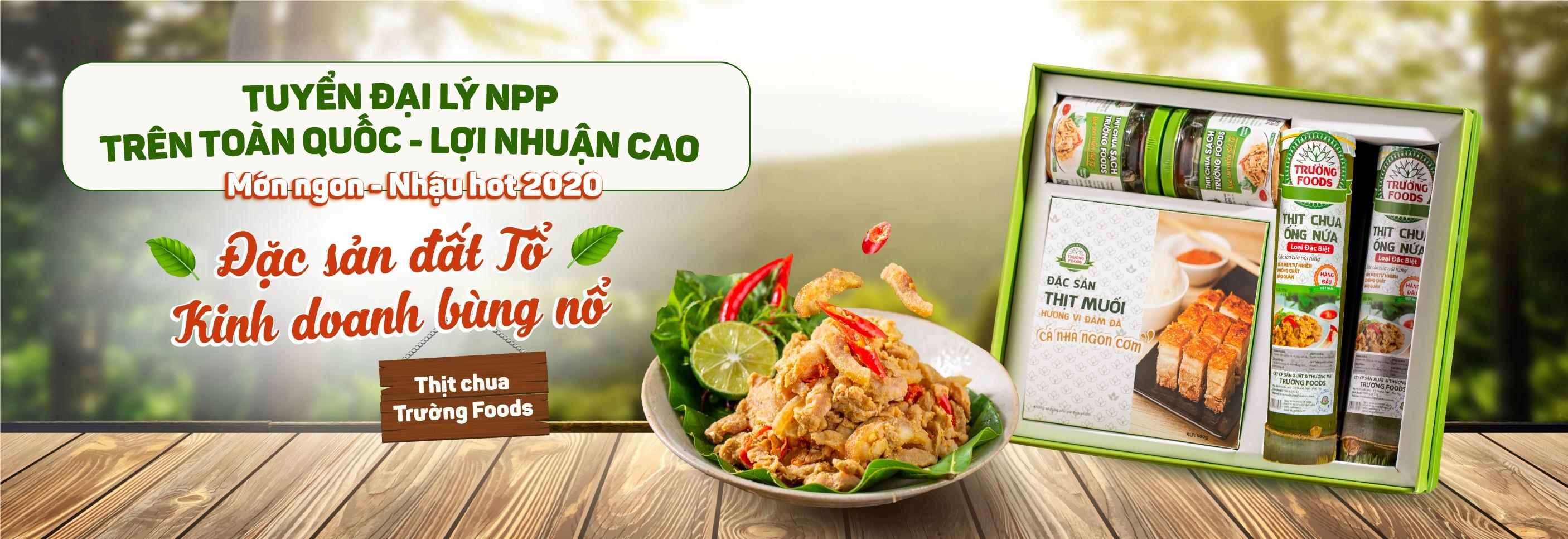 Thịt chua truongfoods