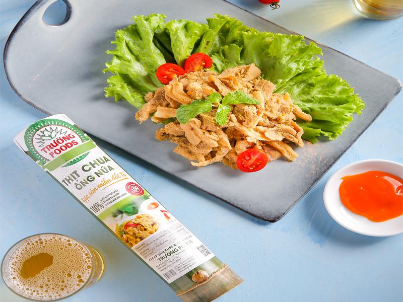 Tìm hiểu chi tiết các sản phẩm thịt chua Phú Thọ