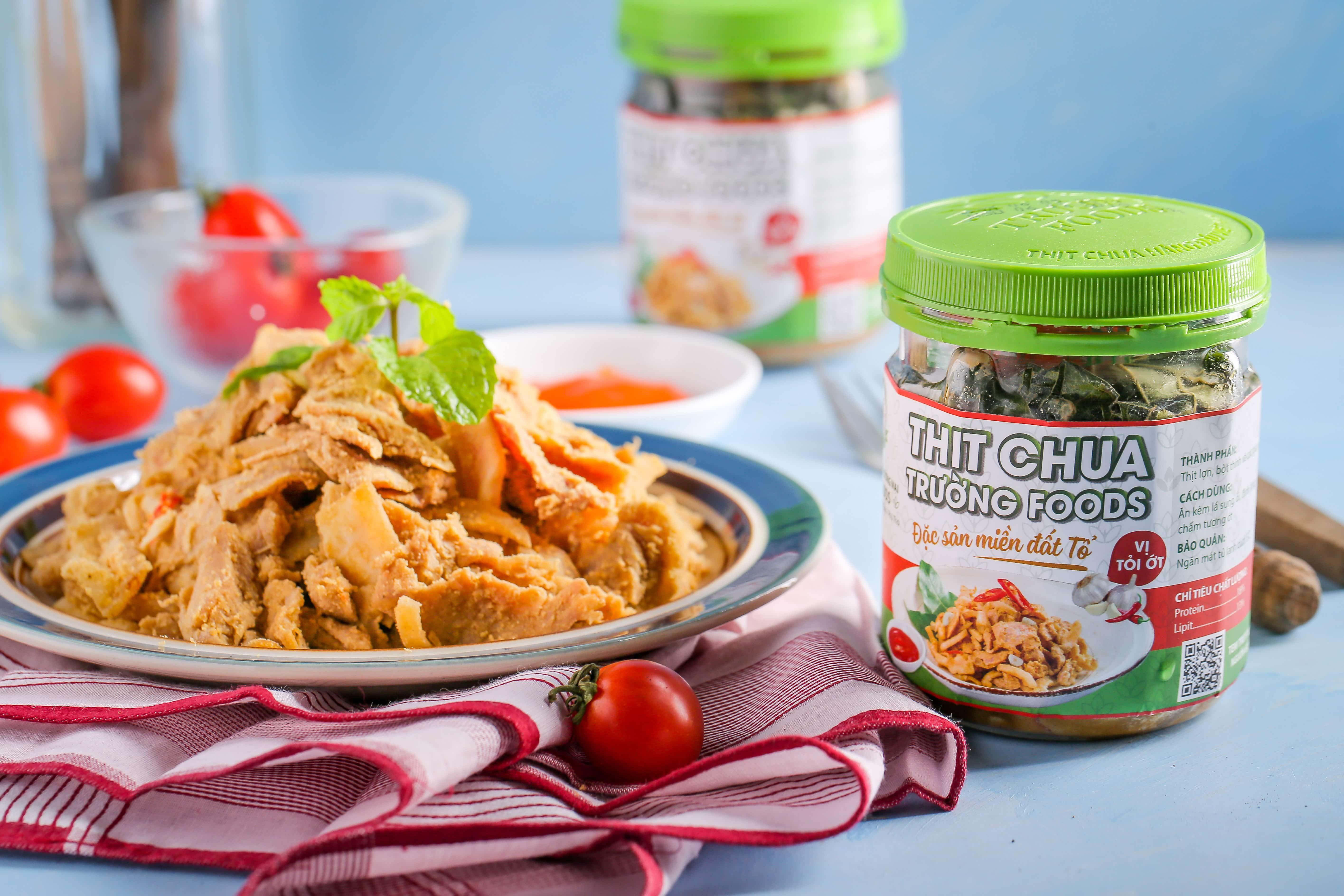 Cách làm thịt chua đơn giản, chua ngon đúng điệu – Thịt chua TRƯỜNG FOODS