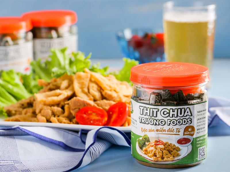 Thịt chua Phú Thọ - Món ăn ngon với hương vị độc đáo