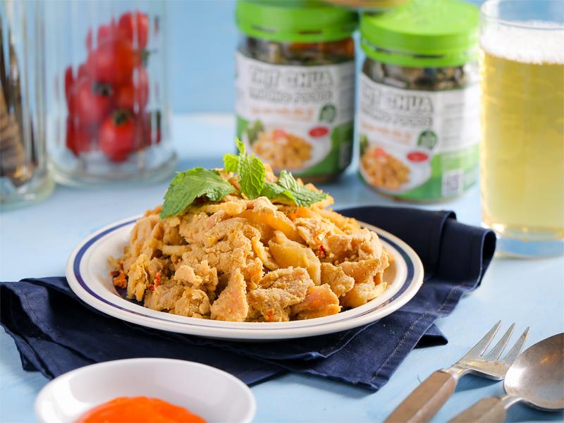Thịt chua Thanh Sơn đặc sản ngon lạ từ vùng đất Tổ