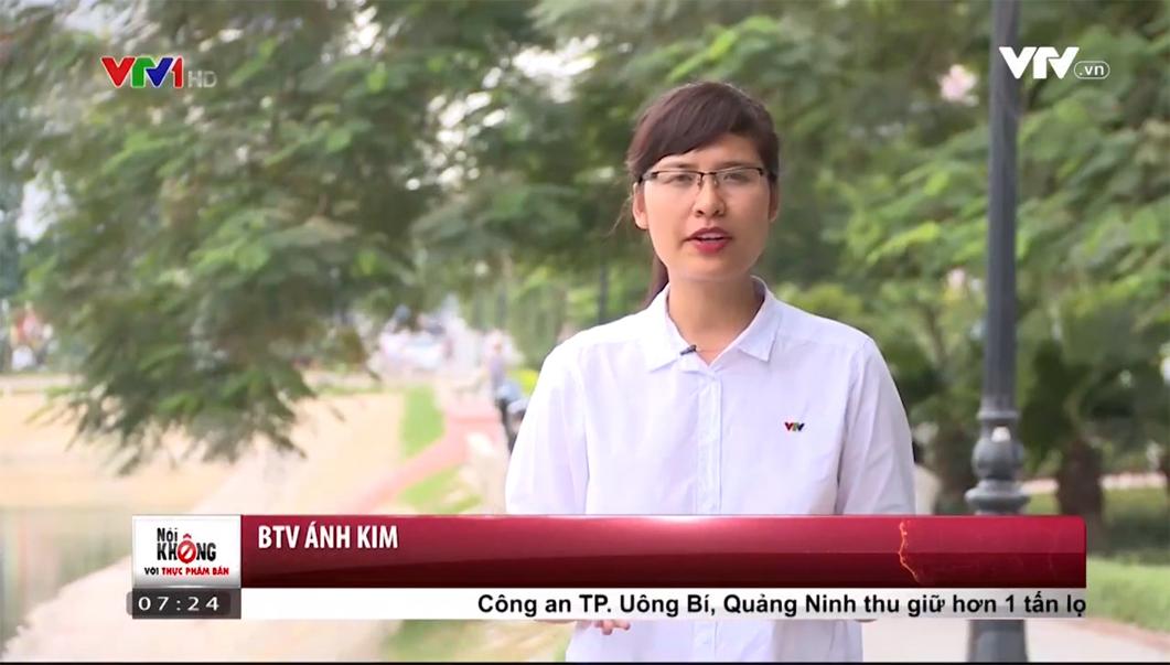 Thịt chua TRƯỜNG FOODS – Nói không với thực phẩm bẩn – VTV1 đài truyền hình Việt Nam