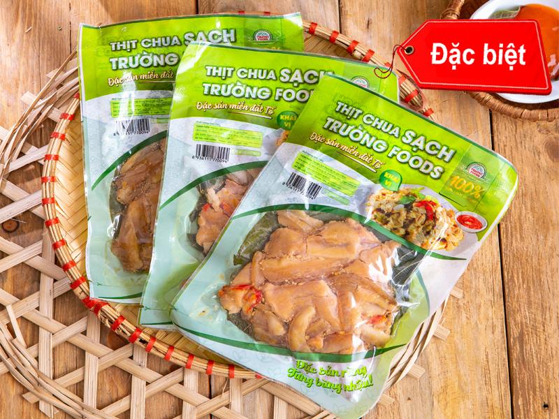 Thịt Chua Khai Vị