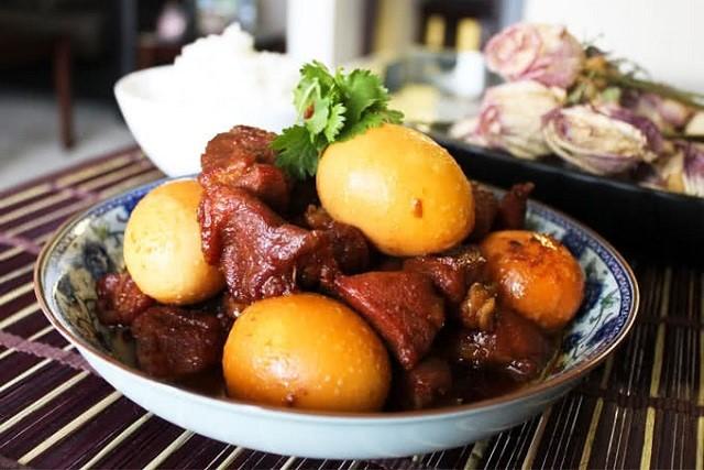 thịt chua phú thọ