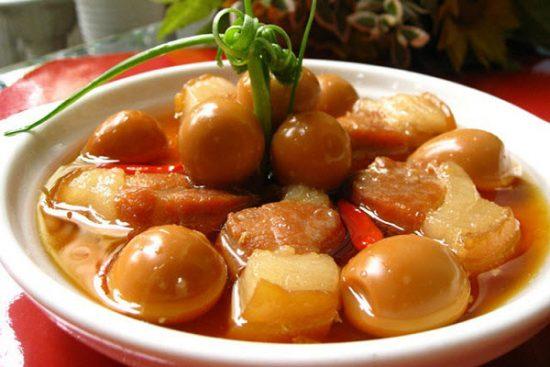 Công thức nấu thịt kho tàu với trứng chuẩn ngon và bổ dưỡng
