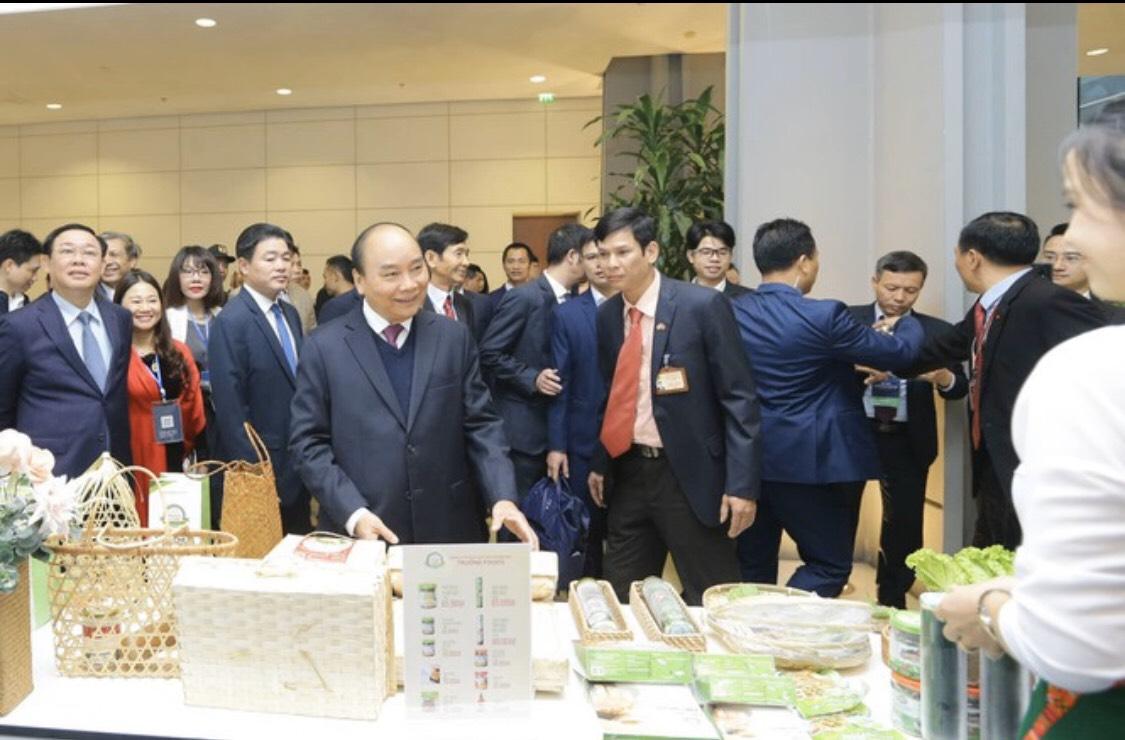 Trường Foods vinh dự tham gia Hội nghị Thủ tướng Chính phủ với doanh nghiệp năm 2019