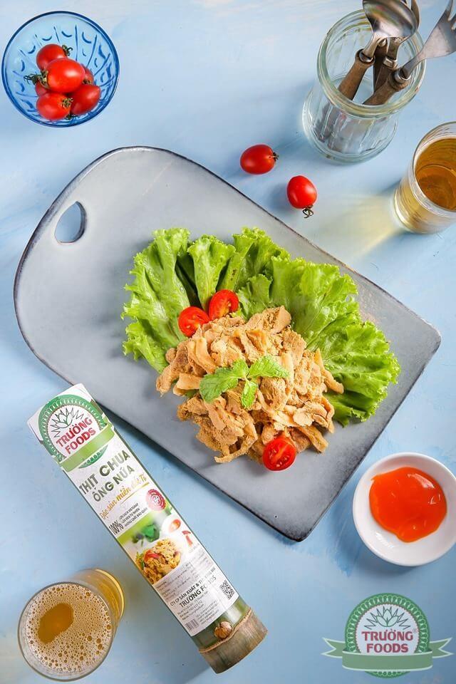 Giới thiệu đặc sản nổi tiếng ở đất tổ – thịt chua Phú Thọ
