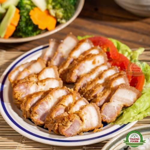 Thịt muối chua Phú Thọ