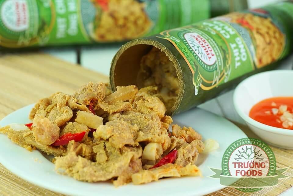 Bật mí cửa hàng thịt chua ngon tại Hóc Môn