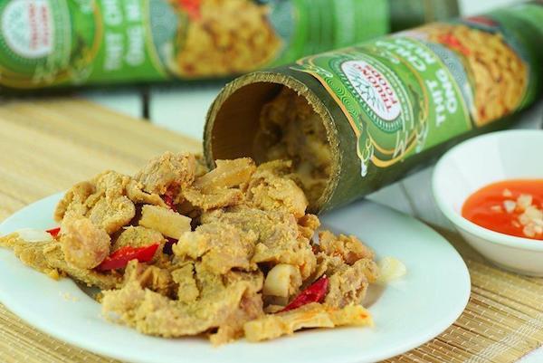 Đặc sản thịt chua Thanh Sơn – Món quà của thiên nhiên đất Tổ