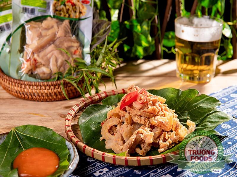 thịt chua ngon tại Phú Thọ