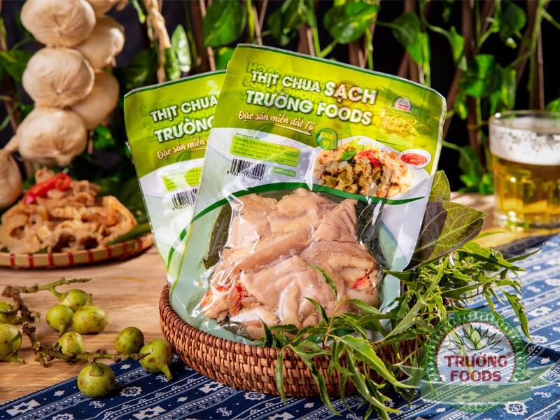 Thịt chua ngon tại Phú Thọ món ngon đặc sản nức tiếng vùng miền
