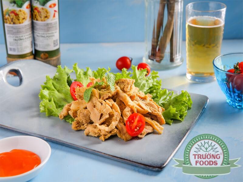 Đặc sản thịt chua Phú Thọ nói không với thực phẩm bẩn
