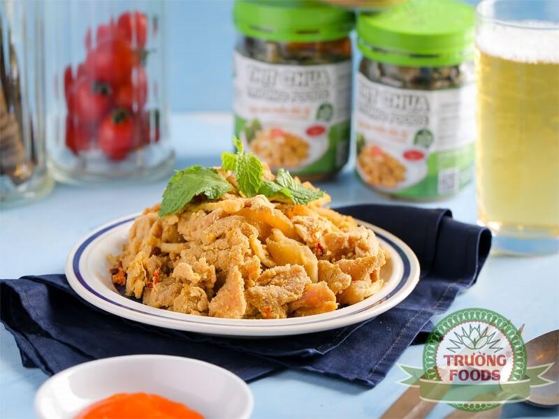 Thịt chua ngon tại Hà Nội