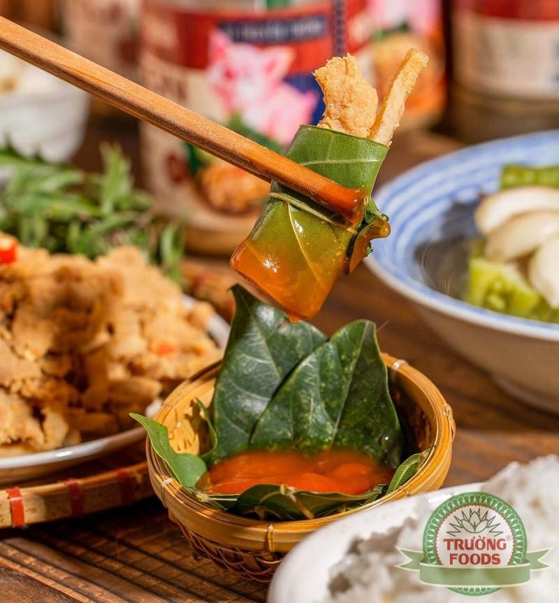 Thịt chua ngon tại Hưng Yên món quà lấy lòng chồng yêu