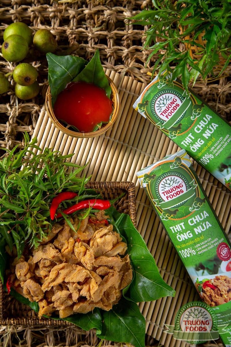 Thịt chua ngon tại Nam Định món đặc sản không thể bỏ qua