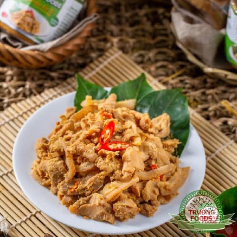 Thịt chua ngon tại Thái Bình