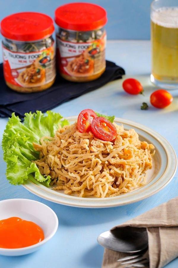 Thịt chua Thanh Sơn món ngon tại Hà Nội