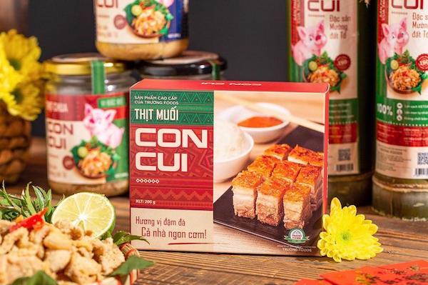 Thịt chua Trường Foods sản phẩm phong phú đáp ứng mọi nhu cầu