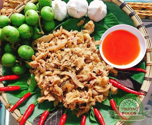 Đặc sản thịt chua nổi tiếng tại huyện Thanh Sơn, tỉnh Phú Thọ