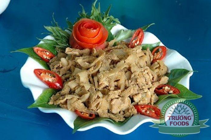Thịt chua ngon tại Thanh Hóa – Địa chỉ mua thịt chua đặc sản Phú Thọ