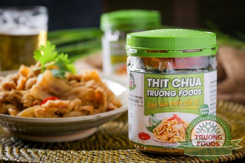 Thịt chua Phú Thọ giá bao nhiêu?