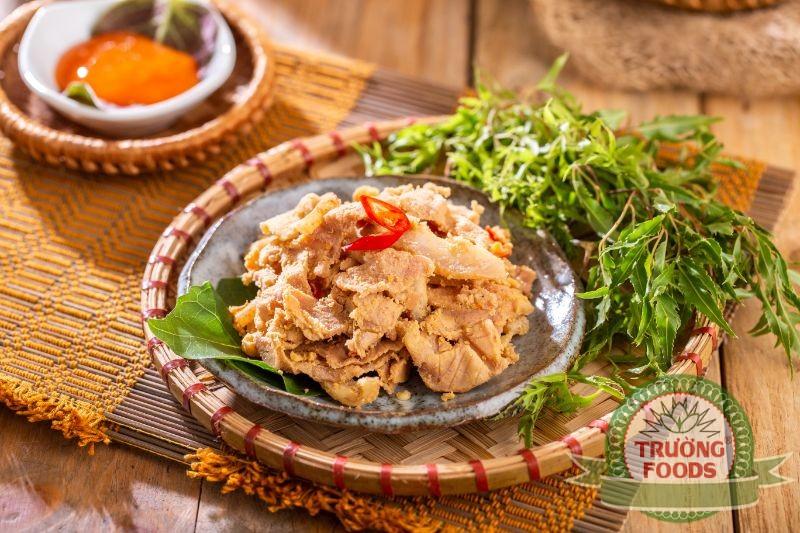 Thịt chua tại Hòa Bình và những giá trị vàng cho sức khỏe cần biết
