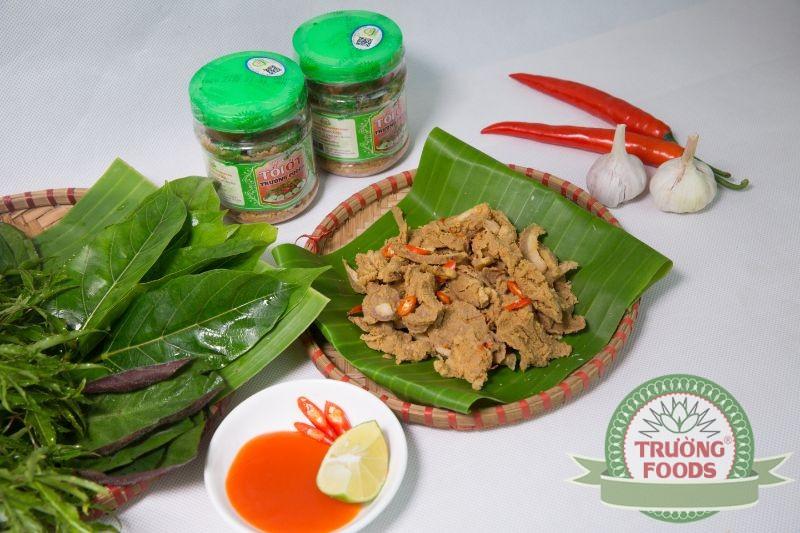 Chia sẻ chi tiết về đặc sản thịt chua ở từng vùng miền