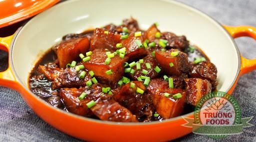 thịt chua