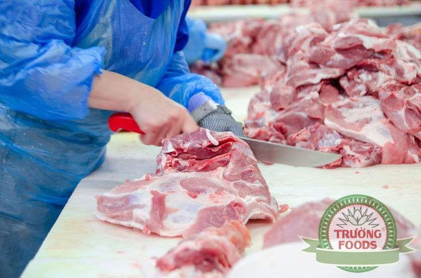 5 đặc điểm nhận biết lựa chọn thịt lợn tươi ngon không bị bệnh
