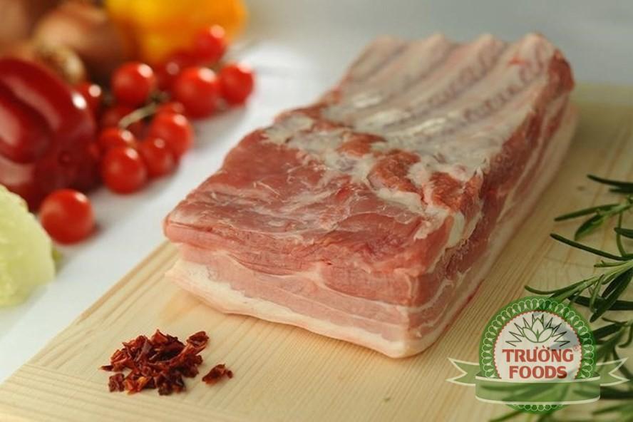 lợi ích sức khỏe của thịt lợn