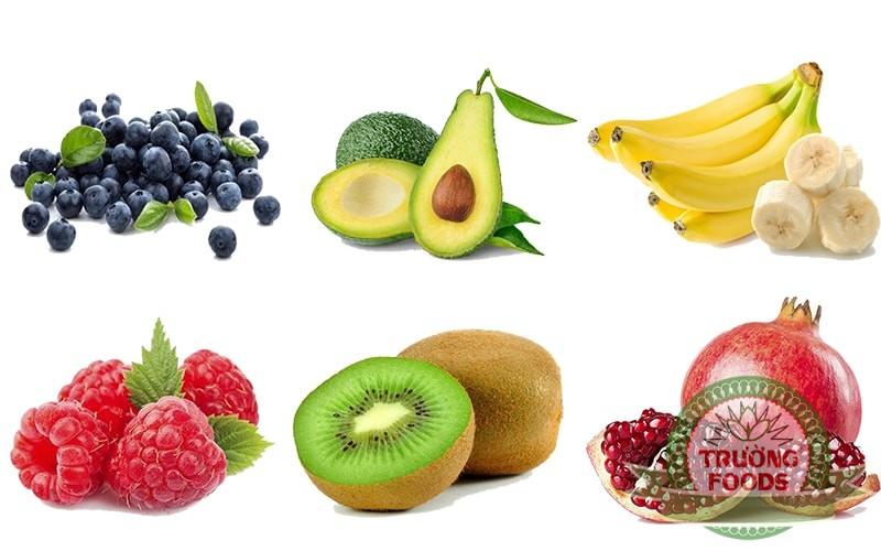 mùa hè mùa của hoa quả