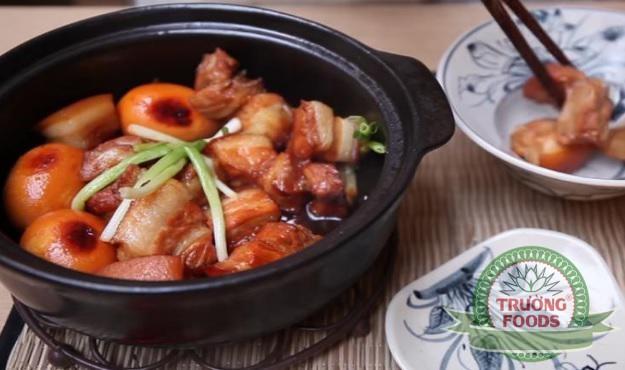 Cách nấu thịt kho tàu cực ngon lại vô cùng đơn giản