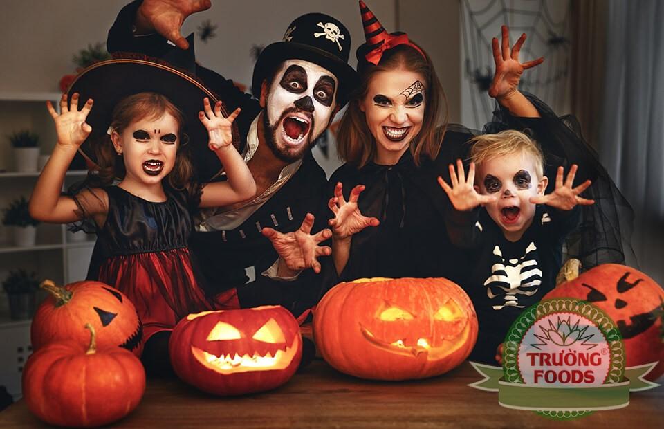 Tìm hiểu nguồn gốc và ý nghĩa của ngày Halloween hàng năm
