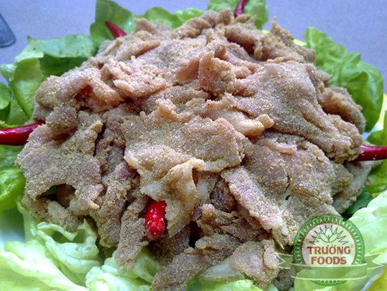 Thịt chua đặc sản vùng miền quảng nam