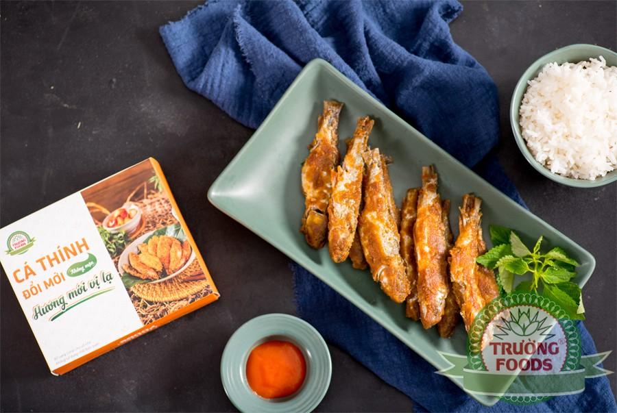 Cách làm cá thính muối chua đặc sản Phú Thọ