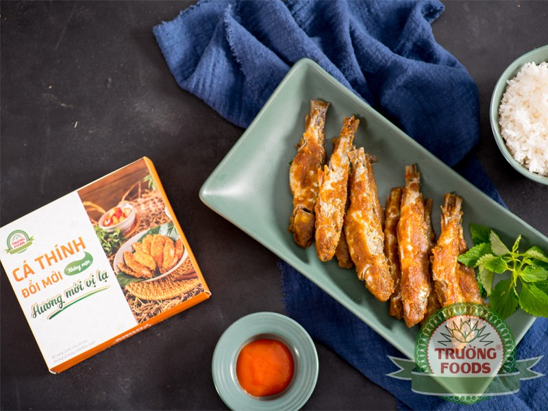 Đánh bay nồi cơm với món đặc sản cá thính Phú Thọ