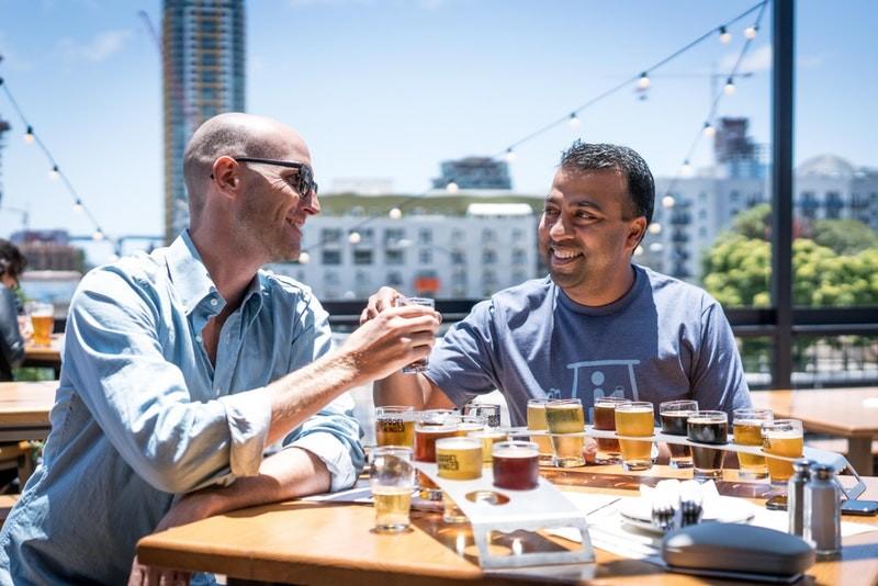 mẹo chống say trước những bữa tiệc rượu bia trong những ngày đầu năm mới
