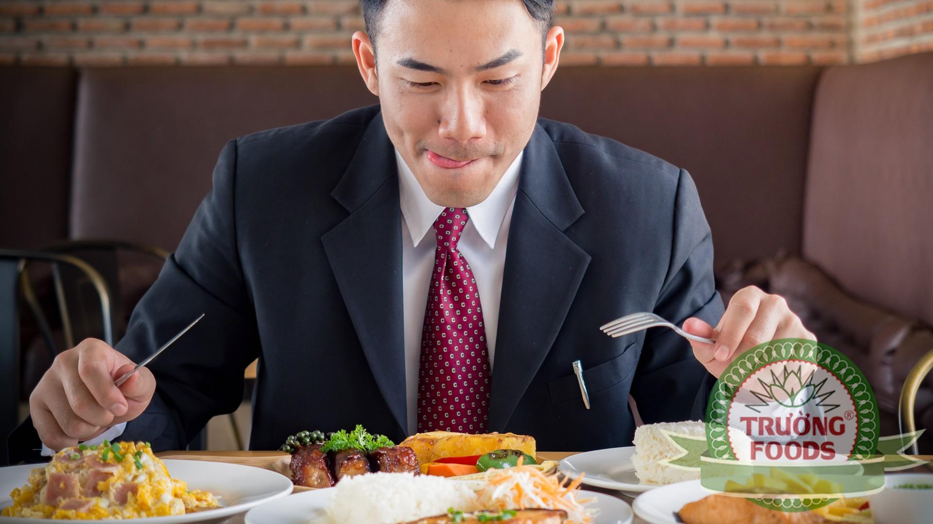 Những thói quen ăn uống làm tăng nguy cơ mắc bệnh