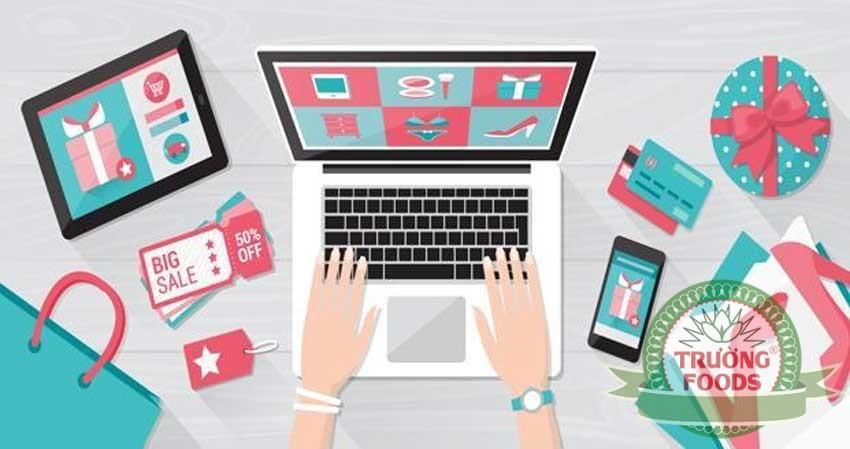 Mua hàng Online nên lựa chọn của đơn vị uy tín giúp bảo vệ sức khỏe gia đình bạn