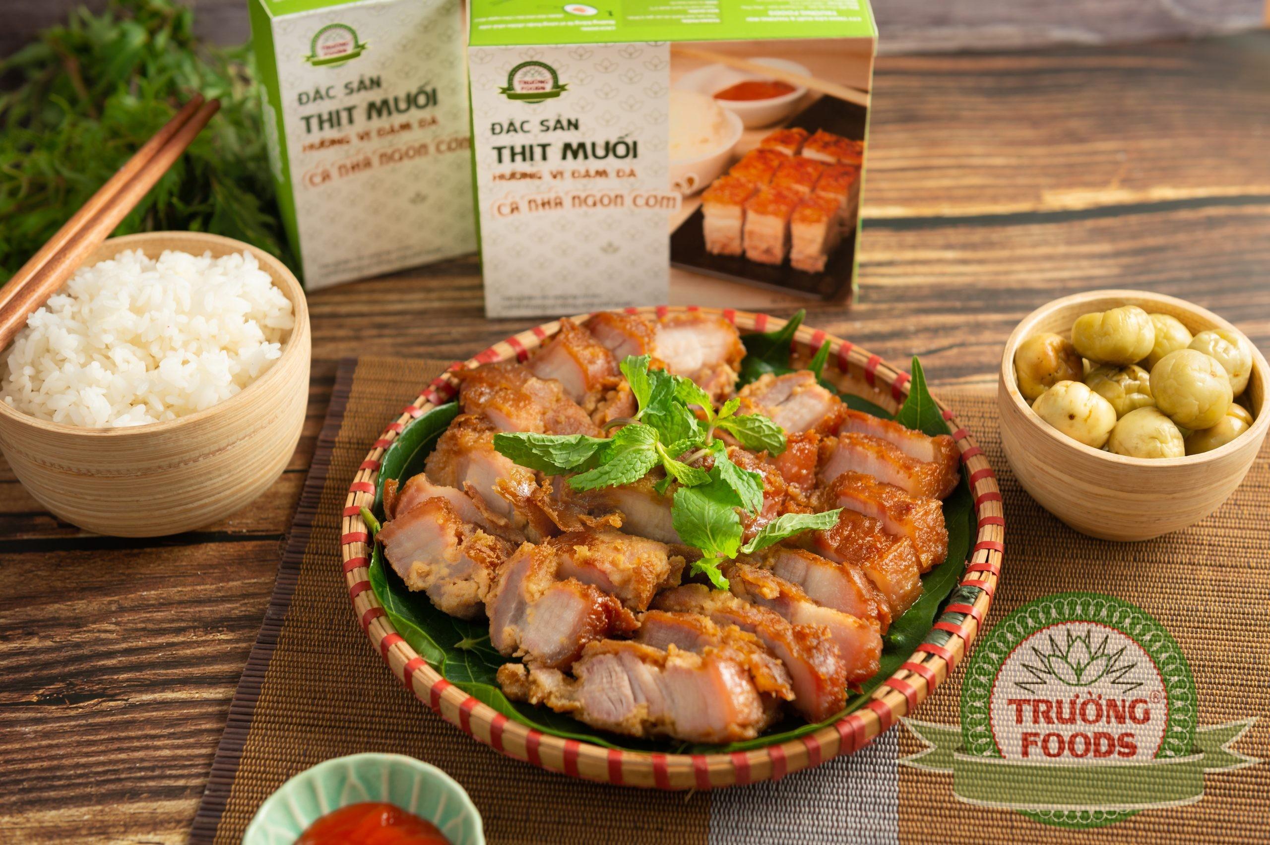 Thịt muối chua Phú Thọ là gì? Có ngon không? Mua ở đâu?