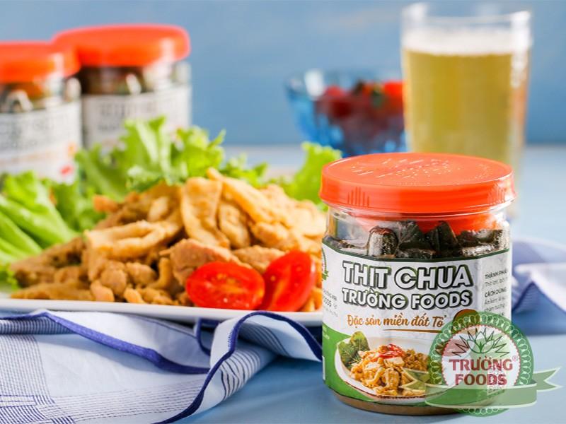 Thịt chua Trường Foods hàng đầu Việt Nam
