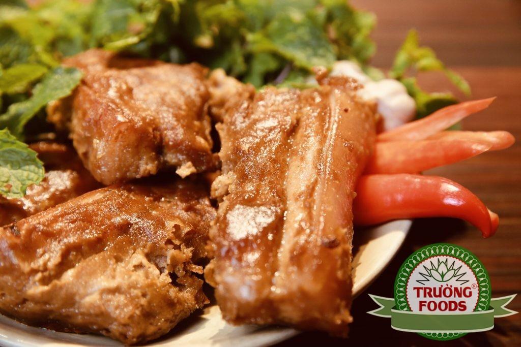 Thịt muối Trường Foods- Đậm đà tình quê