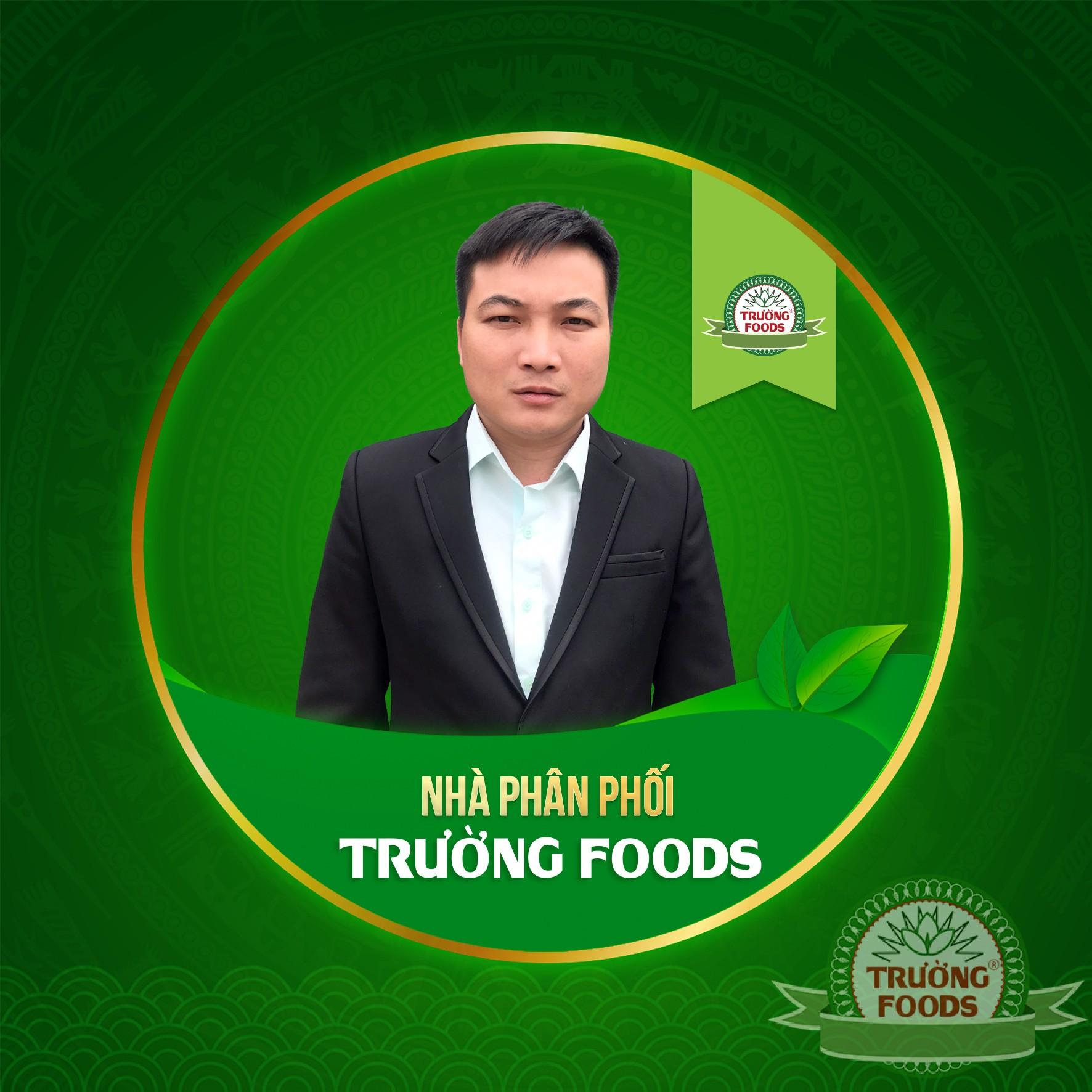 Chào mừng Đường Văn Thế trở thành Nhà phân phối của Trường Foods.