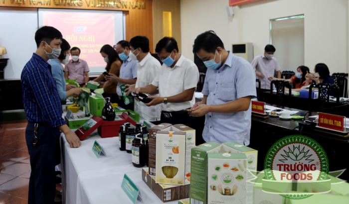 Nem sợi Trường Foods được công nhận đạt tiêu chuẩn OCCOP 4 *