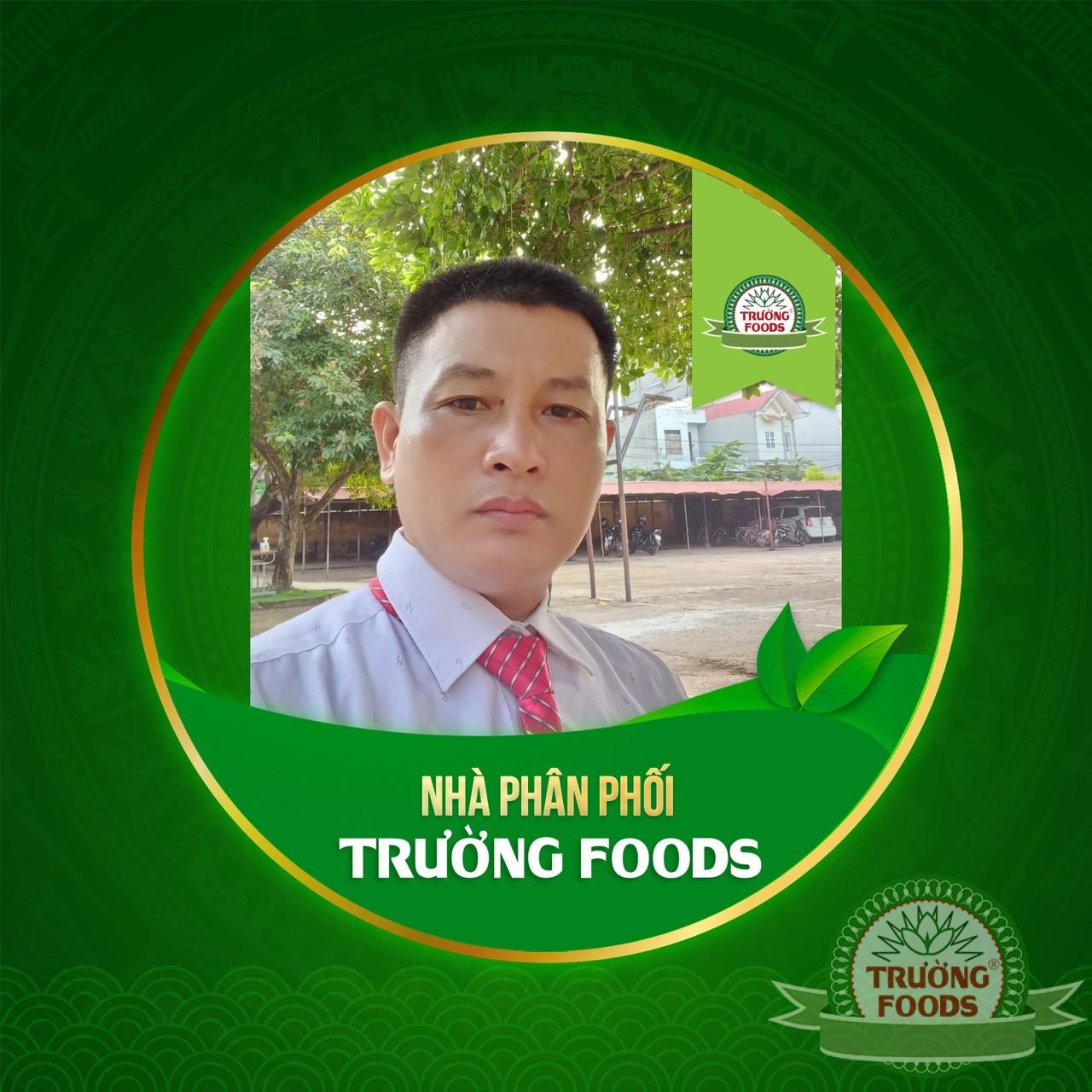 Chào mừng anh Lê Ngọc Vinh trở thành Nhà phân phối tại Trường Foods